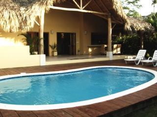 Caribbean Style Villa 150m from Beach, Bars - Las Terrenas vacation rentals