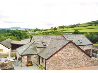 Bailea cottages-and-scenery3 - Bailea Stable Cottage - Brecon - rentals