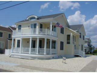 front beach house - 5 bedroom beach house with pool in Stone Harbor NJ - Stone Harbor - rentals