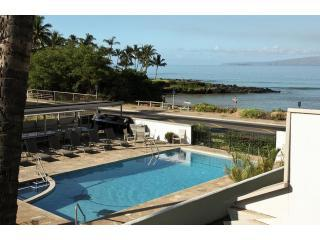 View from lanai - Oceanview Fabulous 2 Bedroom Condo,Great Location - Kihei - rentals