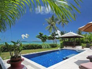 Villa 01 - Great Value Beach Front Villa with Pool - Koh Samui vacation rentals