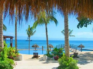 Hacienda de Mita - Beachfront Garden Level with pool & tropical landscape - Punta de Mita vacation rentals