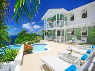 Saline Reef - Comfortable villa with uninterrupted sunset views, pool & beach nearby - Saint Lucia vacation rentals