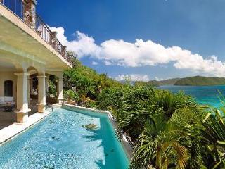 Seacove - Beautiful villa with lush landscaping & pool - Peter Bay vacation rentals