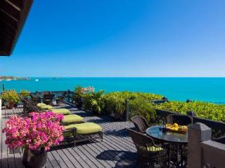 Villa Seacliff on the Tip of Ocean Point overlooking Chalk Sound - Providenciales vacation rentals