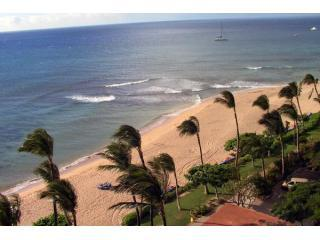 Oceanfront Balcony view - Marriott's Maui Ocean Club - Lahaina - rentals