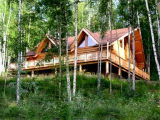 Spectacular Log Home and Guest House - Fairbanks vacation rentals