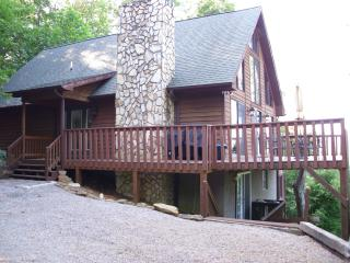 Hidden Gem -   Smoky Mountain Chalet - Killer View - Franklin vacation rentals