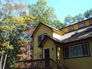 Spacious 4 bdr w/Sauna, Pool table, karaoke & WiFi - Dingmans Ferry vacation rentals
