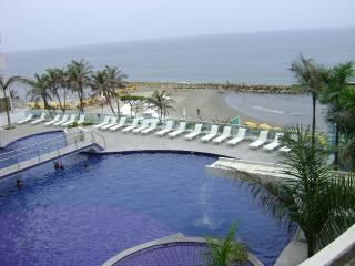 Location Location  Beach  Front Luxury Apartment - Colombia vacation rentals