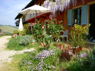 CA MOMPLIN I - FARMHOUSE IN LANGHE AND ROERO ( Pool at Exclusive Country Club) - Piedmont vacation rentals