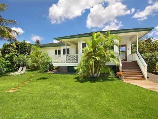Ahe Lani--Charming Hawaiian Cottage - Charming 2 Bedroom Beach House-Steps to the Ocean - Poipu - rentals