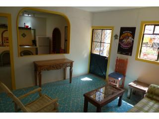 Living room - Casita Pajarito  - Affordable & Safe - Guanajuato - rentals