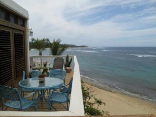 Shacks / Jobos Beach, Two Ocean Front Villas in Isabela, Puerto Rico - Isabela vacation rentals