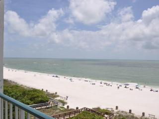 Apollo 604 - Perfect Beachfront Getaway! - Florida South Gulf Coast vacation rentals