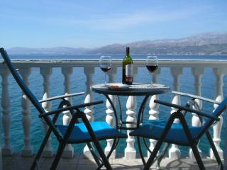 Stunning waterside penthouse on the Island of Brac - Postira vacation rentals