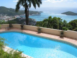 Private Harbor View Villa with Large Swimming Pool - Charlotte Amalie vacation rentals