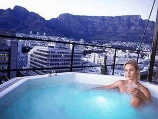 Penthouse Jacuzzi - Manhattan Lofts - Cape Town - rentals