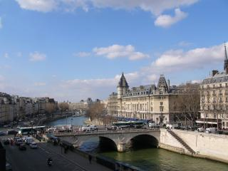 The Best View in Paris on Seine River & Notre Dame - 6th Arrondissement Luxembourg vacation rentals