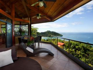 SAVE Sept & Oct - Only $395 per night! Ocean View - Manuel Antonio vacation rentals