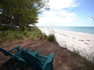 Gulf Front Beach House in popular Sunset Beach!  Pet Friendly! - Treasure Island vacation rentals