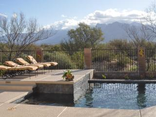 Relax at Desert Dream w/Mountain Views, Pool & Spa - Tucson vacation rentals