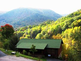 Majestic Views! Reserve for Summer and Fall Now!! - Maggie Valley vacation rentals