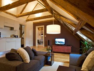 Enchanting One-Bedroom Apartment - Prague vacation rentals