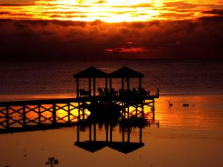 Casa Amarillo private house w/ pool, staff, Belize - Belize Cayes vacation rentals