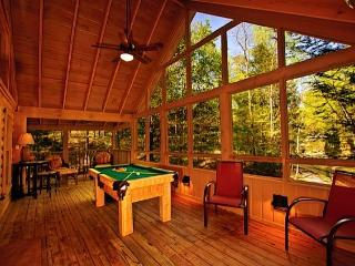 WOODLAND OASIS--The Name Says it All - Pigeon Forge vacation rentals