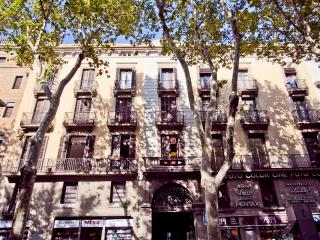 Las Ramblas Bacardi Apartment - Barcelona vacation rentals