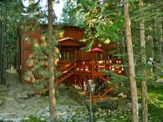 The front of the house - Awesome Heavenly Location 6BED/5Bath - South Lake Tahoe - rentals