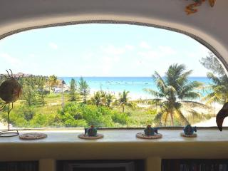 Beachfront Condo with Amazing Ocean Views - NA301F - Playa del Carmen vacation rentals