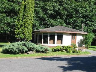Round House - 1 Bedroom 1 Jacuzzi Bath - Gabriola Island vacation rentals