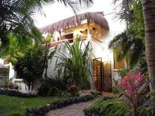 Authentic Mexican Private Garden House..5th AVE !! - Playa del Carmen vacation rentals