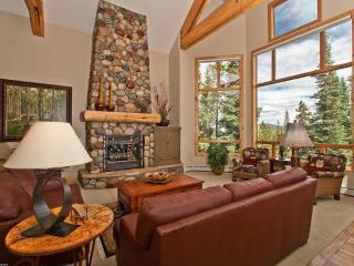 Luxury, Upscale 6 BR Ski in/out, private Hot tub - Breckenridge vacation rentals