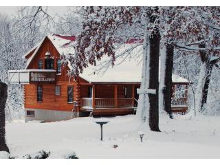 Secluded Spring Creek Cabin Farmville/Lynchburg VA - Pamplin vacation rentals