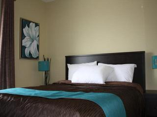 Bedroom - Condo - 5km from Old Quebec - Quebec City - rentals