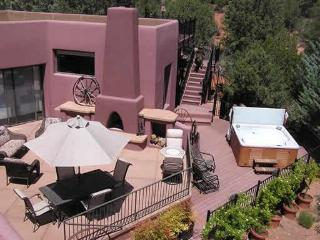 Placida Suenos Million Dollar Views Stunning Home - Northern Arizona and Canyon Country vacation rentals