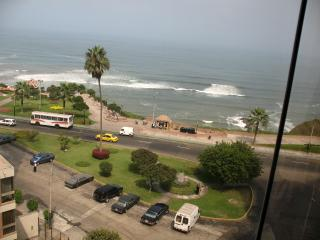 Miraflores Ocenview furnished apartment - Miraflores vacation rentals