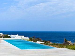 Part of a private two- villa complex- an easy drive from Lia Beach. LIV WR1 - Mykonos vacation rentals