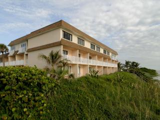 3rd FL Direct Oceanfront w/Euro Folding Glass Door - Indialantic vacation rentals