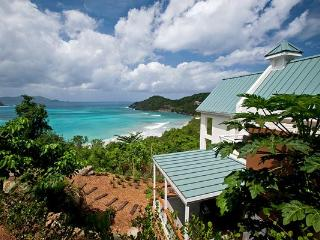 All rooms look out to sea levels and each suite has a romantic balcony. MAT REF - Tortola vacation rentals