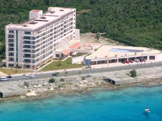 PALMAR Condo. Unit 1C Garden level Ocean front - Cozumel vacation rentals