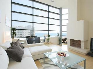 Exclusive Beach Penthouse with Pool and Gym - Barcelona vacation rentals