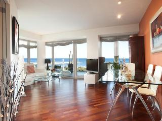 Amazing Beach Apartment Terrace, Pool, Sea views - Barcelona vacation rentals