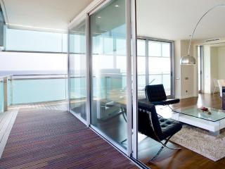 Exclusive Beach Apartment with Pool and Sea Views - Barcelona vacation rentals