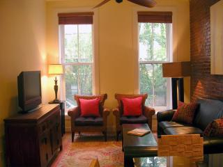 Tree-lined Charming 18th St. 2BD/2BA $325 p/n July - Manhattan vacation rentals