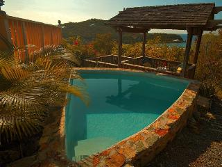Poi Pu St John Villa - great views & total privacy - Chocolate Hole vacation rentals