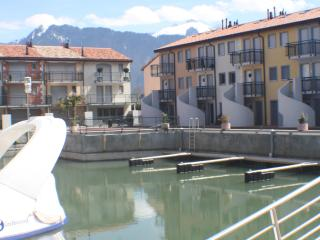 Marina apartment - Lake Geneva - 20 mins to skiing - Valais vacation rentals